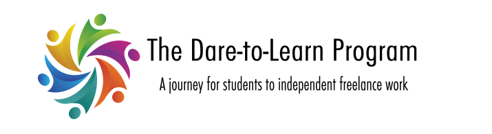 dare to learn logo