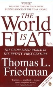 Book - The world is flat